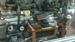 Экскурсия по рынку антиквариата в г. Омске. Хитрый рынок.