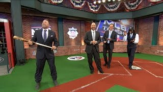 Smoltz and Millar Compare Themselves to Big Leaguers