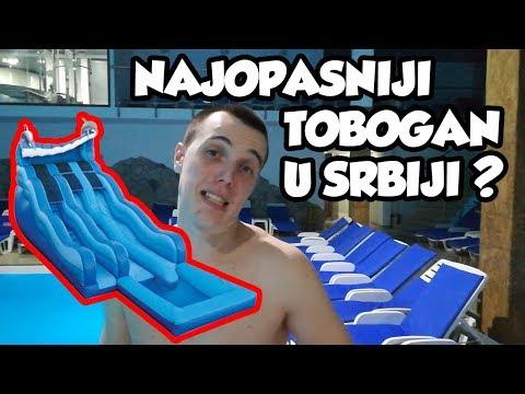 Download Youtube: SPUSTILI SMO SE NIZ NAJOPASNIJI TOBOGAN U SRBIJI ! Zatvoreni Aqua Park