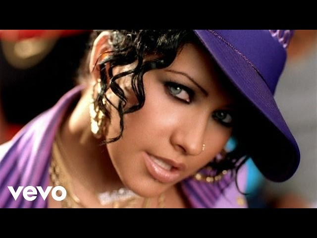 Christina Aguilera - Can't Hold Us Down (VIDEO)
