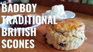 Badboy Traditional British Scones