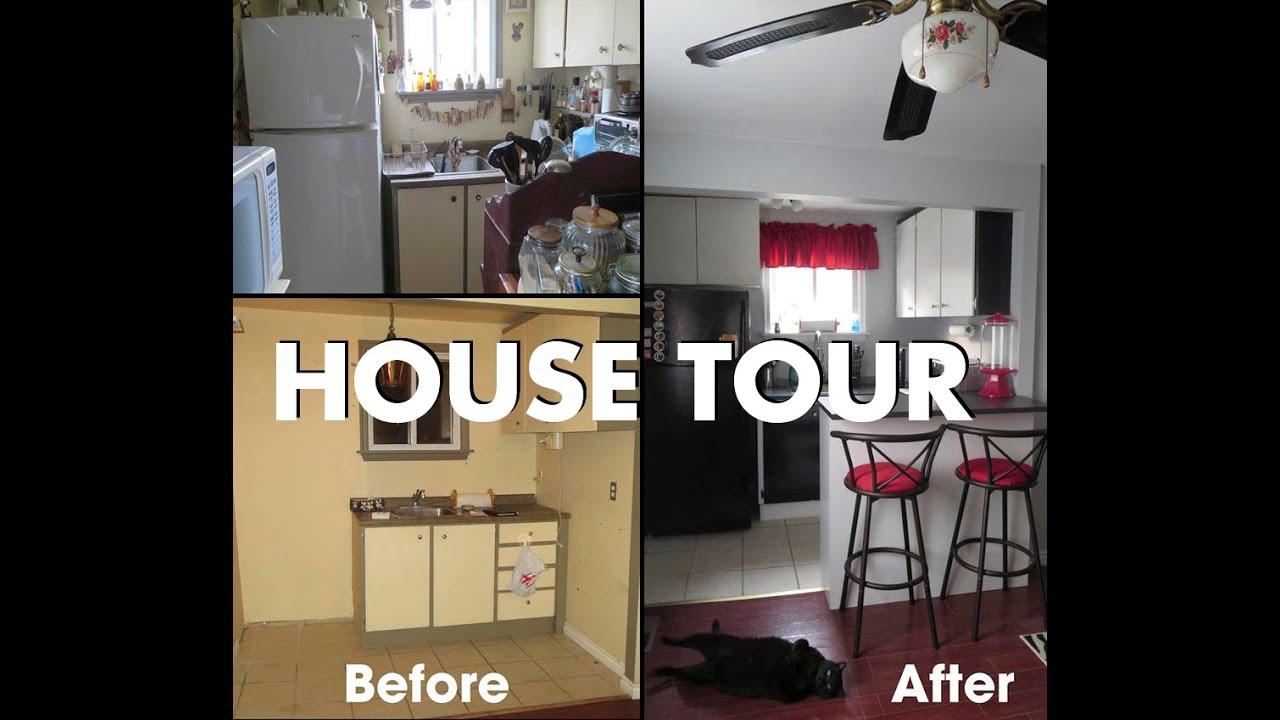 my tiny house tour youtube