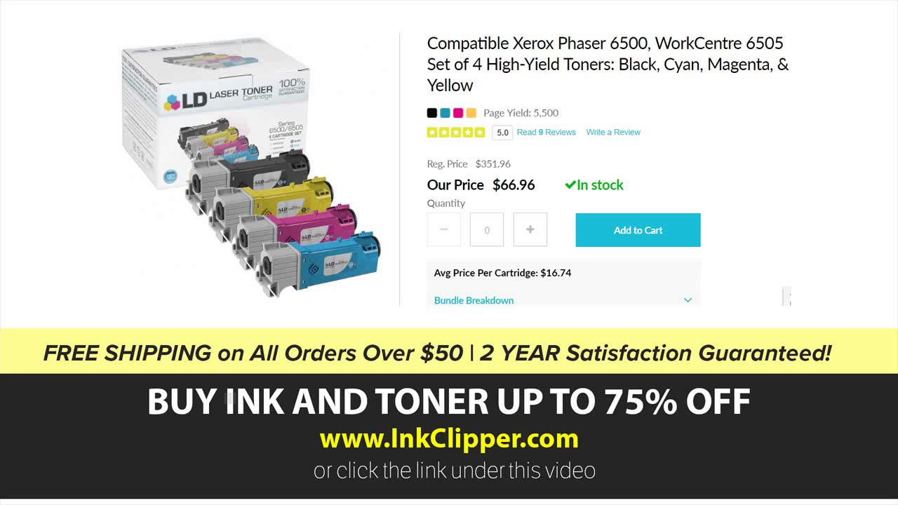 Unsubscribe From Inkclipper?