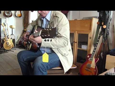michael chapman old style guitar shop los angeles ca youtube. Black Bedroom Furniture Sets. Home Design Ideas