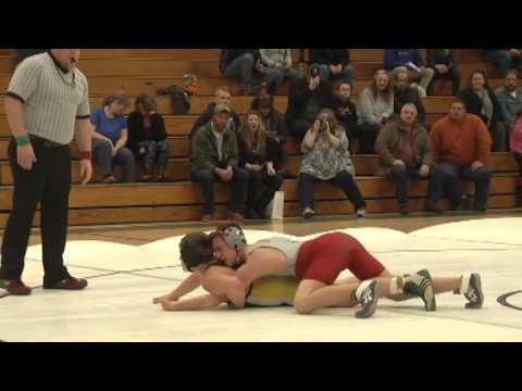 NAC - Beekmantown Wrestling  1-27-16