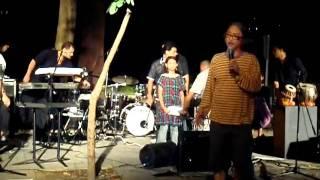 龔志成 talks about Bangladesh Traditional Music at 《開放音樂》VI 街頭音樂系列