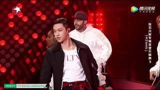 Lay - Sheep Live performance on China show Teana Battle 2 (Part 1)