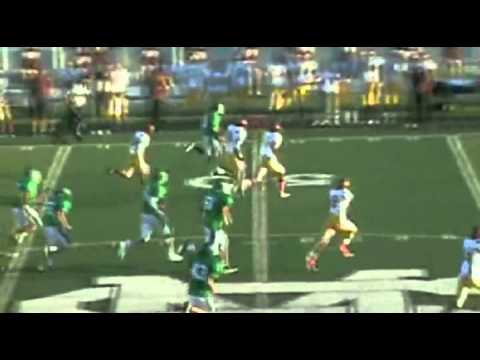 Marcus Lomas Highlights - College Football Prospect c/o 2014, St. Mary