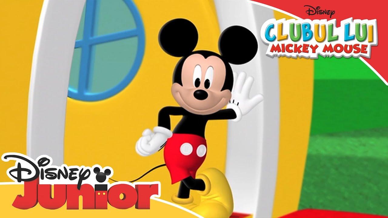 Desene animate cu miki mouse de craciun