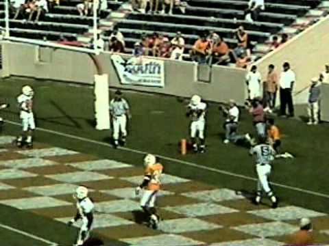 Family at 2001 Tennessee Orange @ White Game
