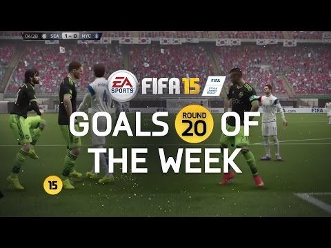 FIFA 15 Goals of the Week 20