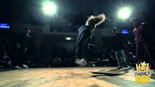 Sokol & Chief Rocka (HUNTERS) vs Kosto & Flying Buddha (TOP NINE) | 1/8 Rocket City Battle 2014