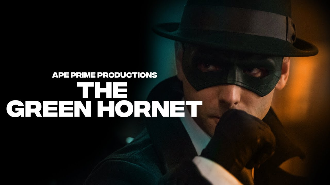 THE GREEN HORNET Fan Film / Pilot Official Trailer