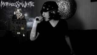 motionless in white 570 vocal cover
