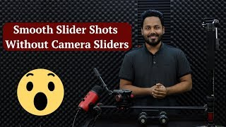 How to Create Cinematic Camera Movements Without Slider | PowerDirector