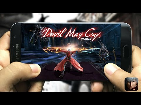 Devil May Cry Mobile(3.5GB) Beta Download For Android 2019