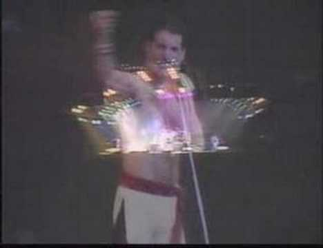 Radio Ga Ga (Queen live @ Sydney 1985)