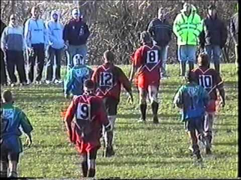 Silsden rugby at home to  Albion 2002 part 1