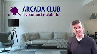 ARCADA-CLUB Livesendung vom 05.12.20