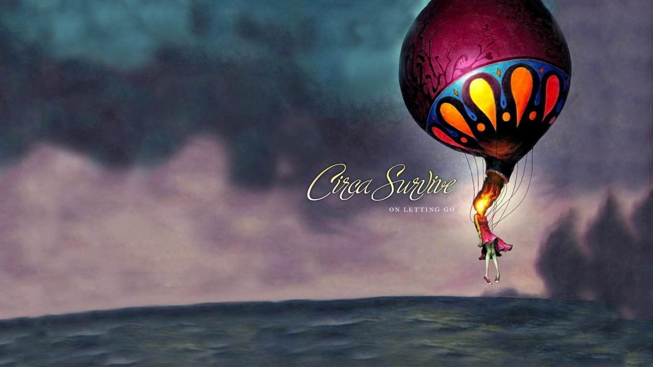 Circa Survive - In the morning and amazing (no drums) - YouTube