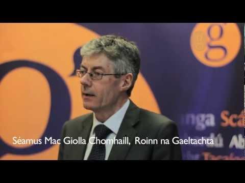 Agallamh Le Séamus Mac Giolla Chomhaill, #TnaG