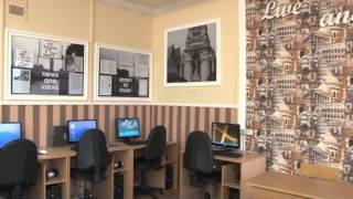 кабинет английского языка(Видеоролик о кабинете английского языка ГУО