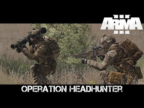 Operation Headhunter - ArmA 3 Delta Force Gameplay