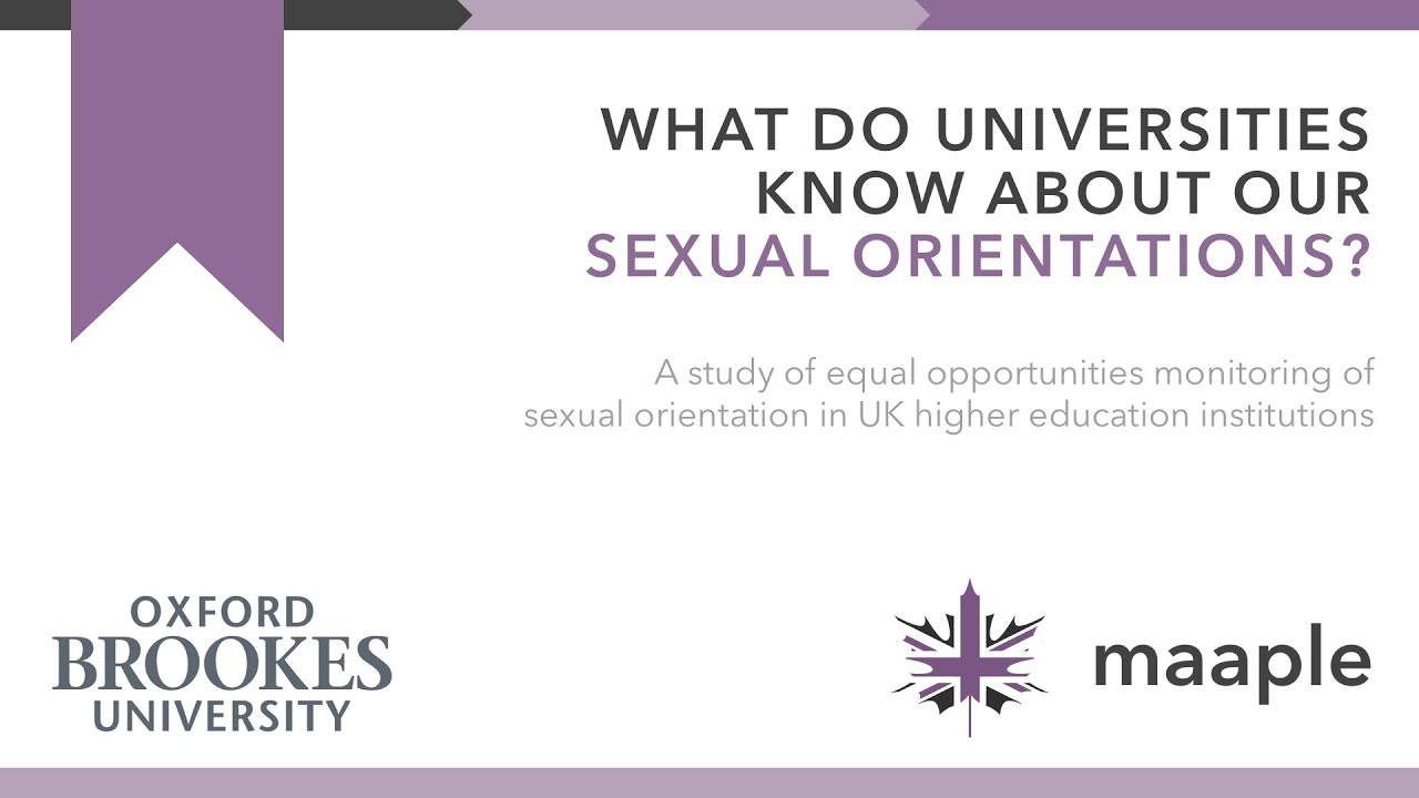 Mental Health Implications Of Sexual Orientation