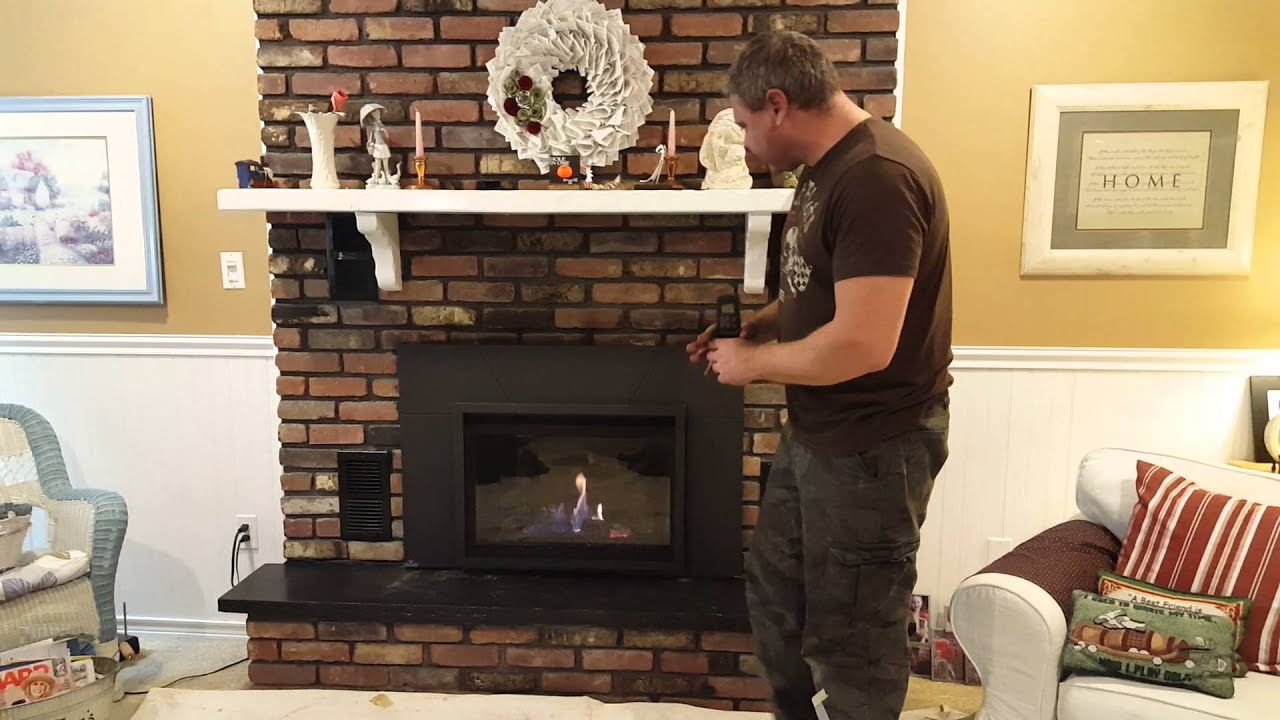 Product review of napoleon IR3 Gas Fireplace Insert