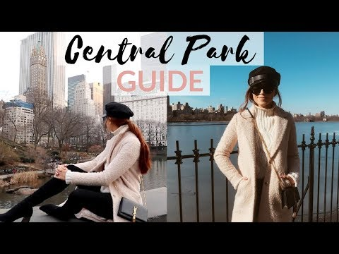 THE 7 BEST PARTS OF CENTRAL PARK | Central Park New York Guide