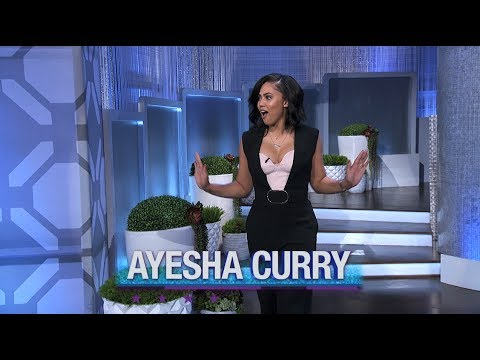"Wednesday on ""The Real"": Hanging with Ayesha Curry"