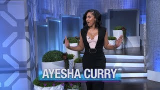 """Wednesday on """"The Real"""": Hanging with Ayesha Curry"""