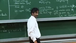 Akshay Venkatesh - 2/4 Analytic number theory around torsion homology