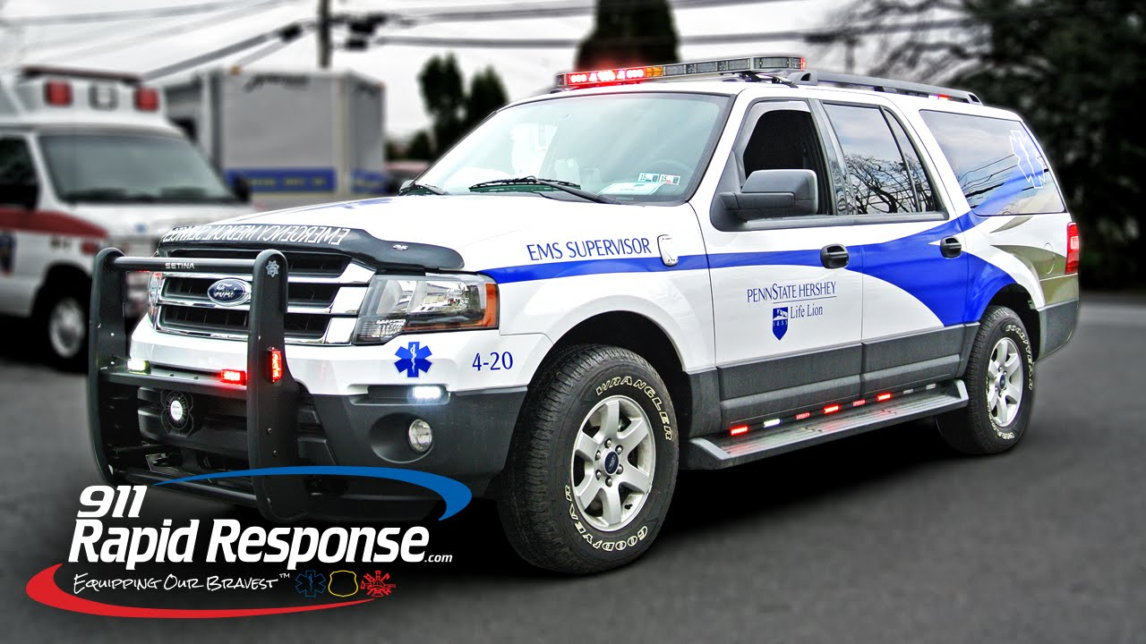 Ford Expedition El >> Life Lion EMS Ford Expedition EL | 911RR - YouTube