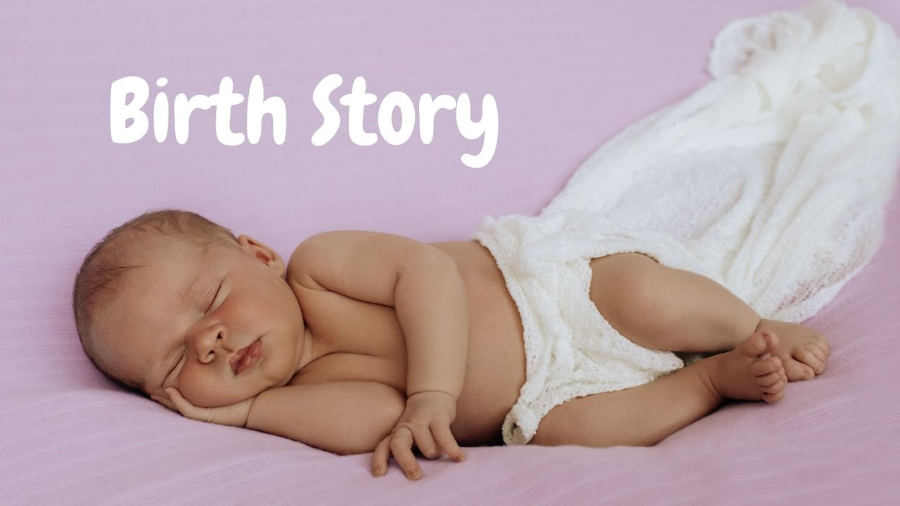 my positive birth story | Induction, Second Baby & Group B Strep