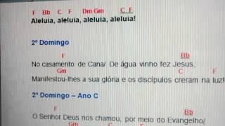 Baixar Aleluia...No casamento de Caná (Aclamação)