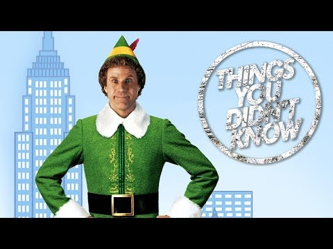 Mark Manuel - Elf: 7 Things You Probably Didn't Know