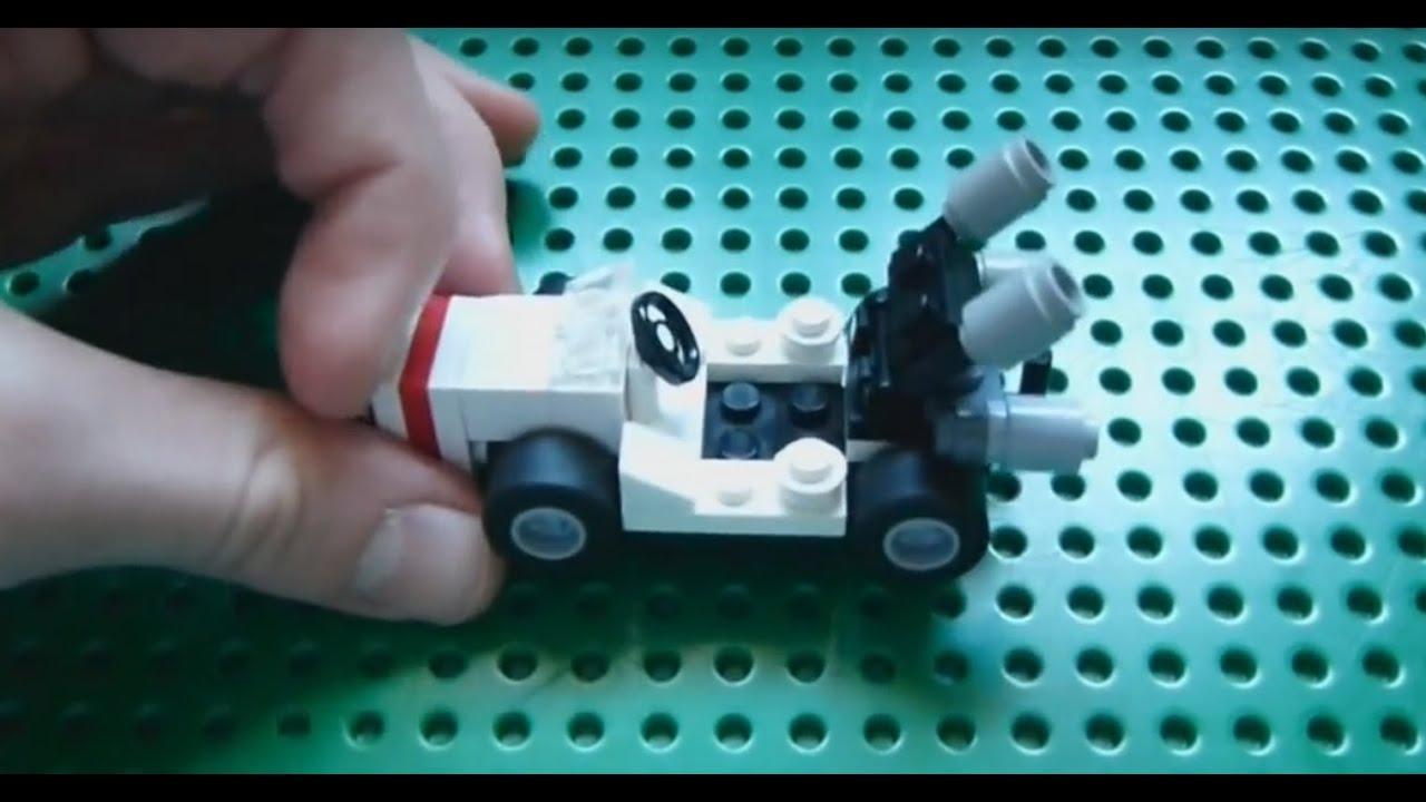 How To Build Lego Mario Kart Part 1 Youtube