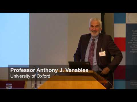 Building functional and low carbon cities - Prof. Tony Venables