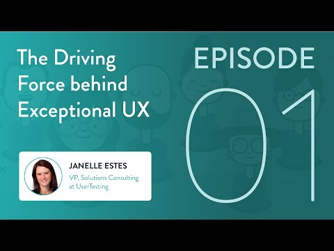 Informal Lab - The Driving Force behind Exceptional UX with Janelle ...