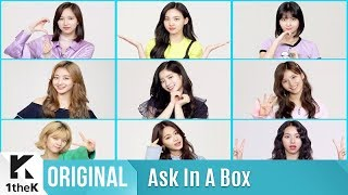 Download Lagu ASK IN A BOX(에스크 인 어 박스): TWICE(트와이스) _ What is Love?.mp3