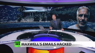 How hackers got into Ghislaine Maxwell's emails