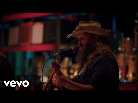 Смотреть клип Chris Stapleton - Worry B Gone