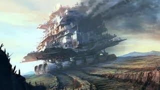 1000年后人类大衰亡,仅存的城市被改成巨型战车,靠捕猎同类为生