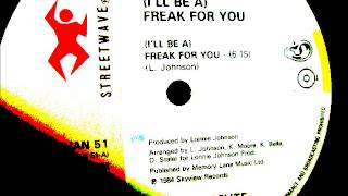 "Royalle Delight  - I`ll be a freak for you. 1984 (12"" Soul Classic)"