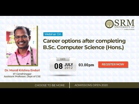 Best career option after b com hons