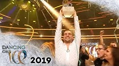 "Eric Stehfest ist der Gewinner von ""Dancing on Ice"" 2019! 