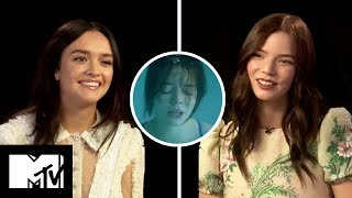 Olivia Cooke & Anya Taylor-Joy | Thoroughbreds DELETED SCENES & FUNNIEST MOMENTS | MTV Movies