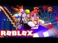 دخلت قطار البيت المرعب في لعبة روبلوكس | ROBLOX