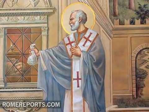 Who was St. Nicholas? The true story of Santa Claus